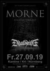 Morne & Deathrite, 27.09.19, Nürnberg