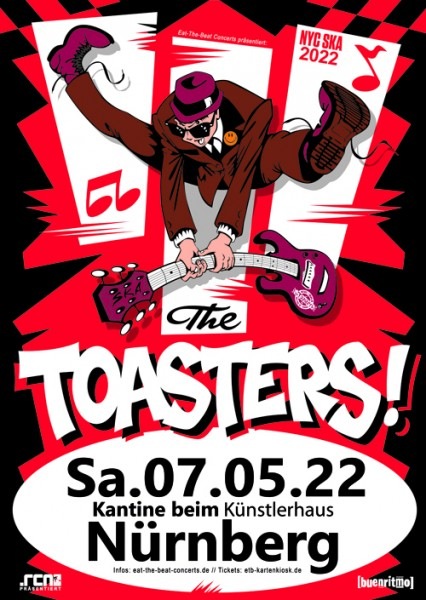 The Toasters / 07.05.22 / Nürnberg