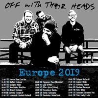 Off With Their Heads / 12.09.19 / Nürnberg