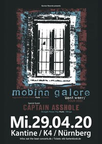Mobina Galore / 29.04.20 / Nürnberg