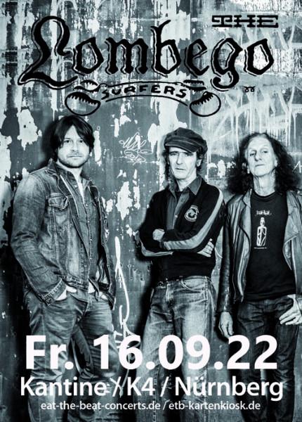 The Lombego Surfers / 16.09.22 / Nürnberg