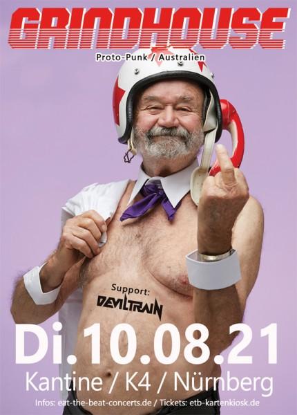 Grindhouse / 10.08.21 / Nürnberg